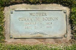 Clara Madeline <I>Turpin</I> Bolton