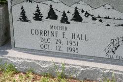 Corrine E <I>Hall</I> Blevins