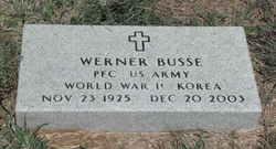 Werner Busse