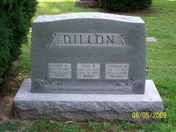 Lena W <I>Metzner</I> Dillon