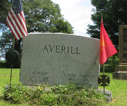 Louise <I>Hopkins</I> Averill