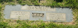 Ann M <I>Raney</I> Daniell