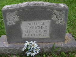 Nellie M Croucher