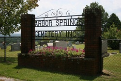 Arbor Springs Baptist  Church Cemetery