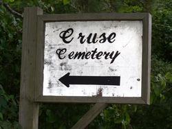 Cruse - Methodist Cemetery