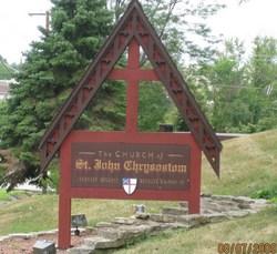 Saint John Chrysostom Church Cemetery