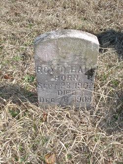 Roy D Ball