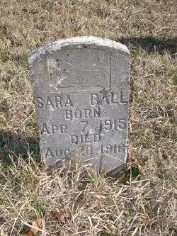 Sara Ball