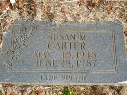 Susan M Carter
