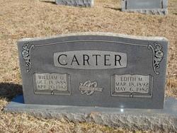 William O Carter