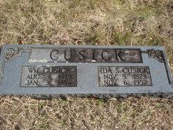 Ida B <I>Smith</I> Cusick