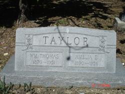 Amelia Elizabeth <I>Lemons</I> Taylor