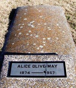 Olive Alice <I>May</I> Brogan