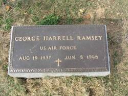 Capt George Harrell Ramsey