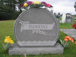 Capt James Rayburn Hawkins, Sr