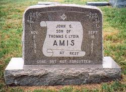 John G. Amis