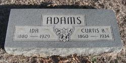 "Curtis B. ""Curt"" Adams"