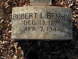 Robert Lee Benson