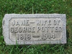 Jane <I>Kimmins</I> Potter