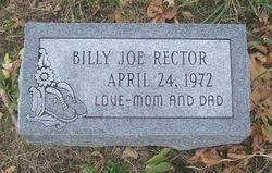 Billy Joe Rector