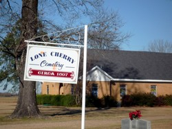 Lone Cherry Baptist Church Cemetery