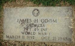 PVT James Homer Odom