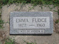 Sarah Emma <I>Smith</I> Fudge
