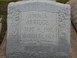 John Samuel Akridge