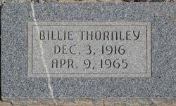 Billie Thornley