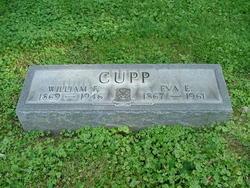 Emma Eva <I>Graham</I> Cupp