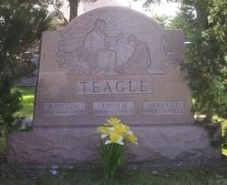 Edith Mae <I>Rogers</I> Teagle
