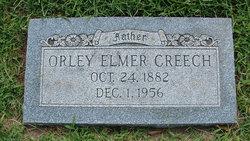 Orley Elmer Creech