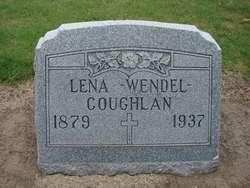 Lena <I>Wendel</I> Coughlan