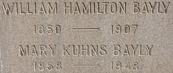 William Hamilton Bayly