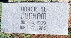 Dorcie Margurett <I>Uptergrove</I> Dunham