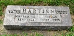 Charlotte <I>Schacht</I> Hartjen