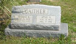 Atsie N. Gaither
