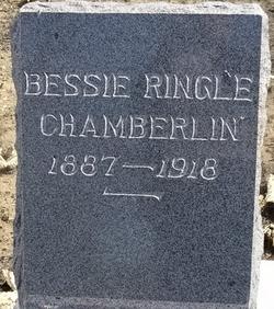 Bessie <I>Ringle</I> Chamberlin
