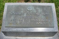 Charles Eugene York