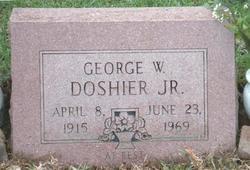 "George Washington ""G W"" Doshier, Jr"