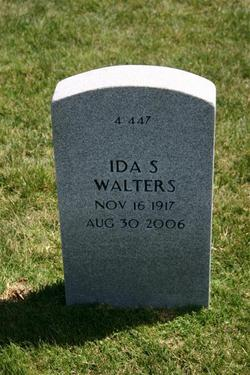 Ida S Walters