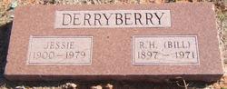 Jessie May <I>Evans</I> Derryberry