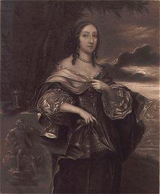Elizabeth <I>Cromwell</I> Claypoole