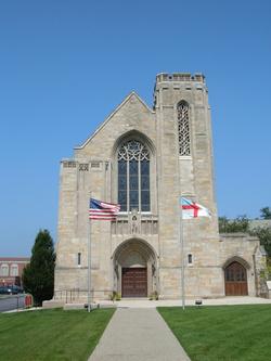 Christ Church Grosse Pointe Columbarium