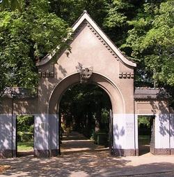 Friedhof Schöneberg III