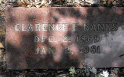 Clarence E. Banks