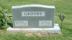 Mildred <I>Sedlacek</I> Grothe