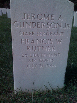 SSGT Jerome Archibald Gunderson, Jr
