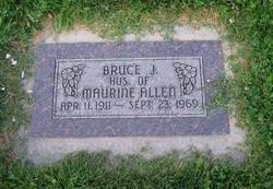 Bruce J Allen