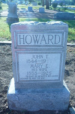 Mary Ellen <I>Boulware</I> Howard